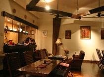 雰囲気のあるカフエ