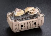地元茨城県産の蛤