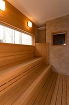 2階 天然温泉展望大浴場のサウナ