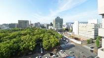 ◆11階お休み処からの眺望◆