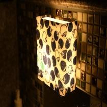 ◆カラン ライト カランごとの色合いをお楽しみください♪