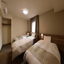 ◇禁煙◇バリアフリールーム 26平米 ベッド120×195センチ+ソファーベッド