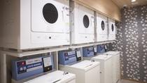 ◆洗濯機・乾燥機◆大浴場男女脱衣所にございます