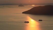 ◆屋島からの夕景◆