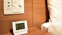 【客室】時計