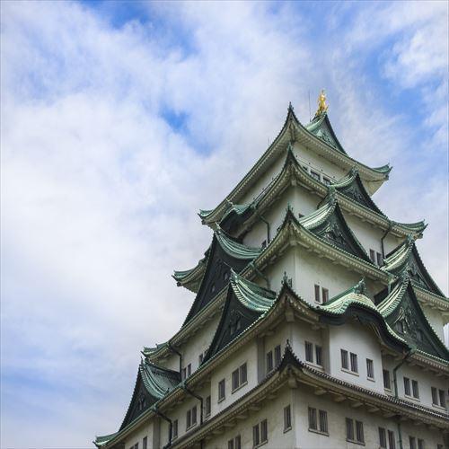 【名古屋城】地下鉄名城線で1駅、約2分ホテルより徒歩約15分