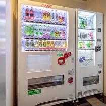 【14階自動販売機コーナー】