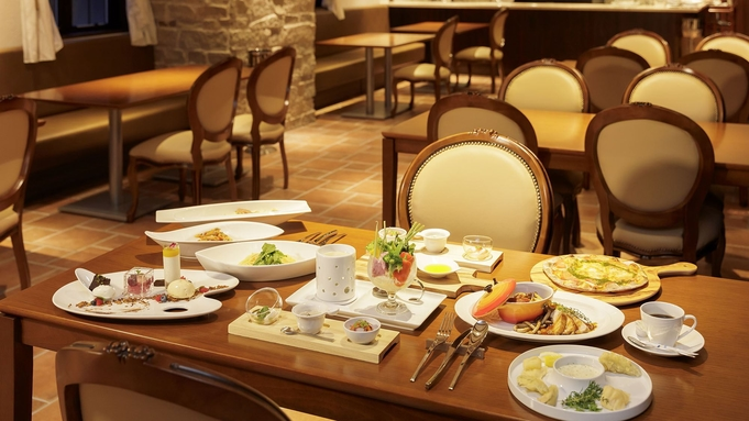 【ワンちゃんと同室宿泊♪】<ご夕食時間:17:40〜19:10>ご夕食は『創作イタリアン』