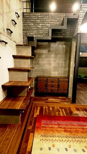 701 ロフト階段