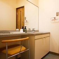 【本館:一般和室】洗面台