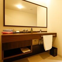 【本館:特別室和洋室】洗面台