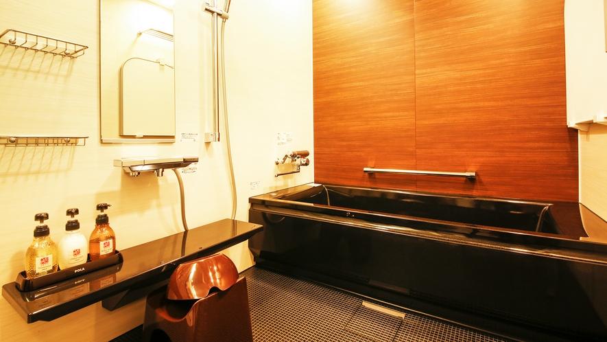 【本館:特別室洋室ツイン】バスルーム