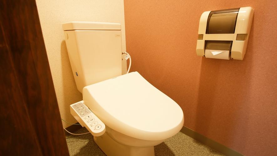 【本館:一般和室】トイレ