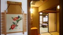 【木取亭◆瑠璃】和室10畳+広縁、木曽川眺望。総檜造りのお部屋。