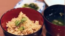 【いわや木曽路料理】お食事一例。