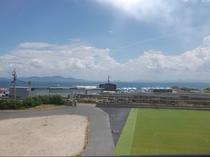 眺望(琵琶湖側)