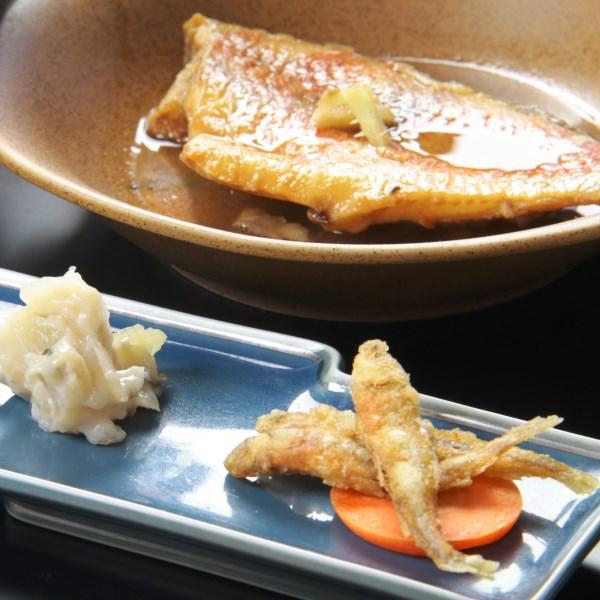 【夕食】前菜 3種盛り