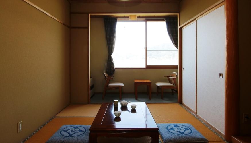 和室6畳のお部屋