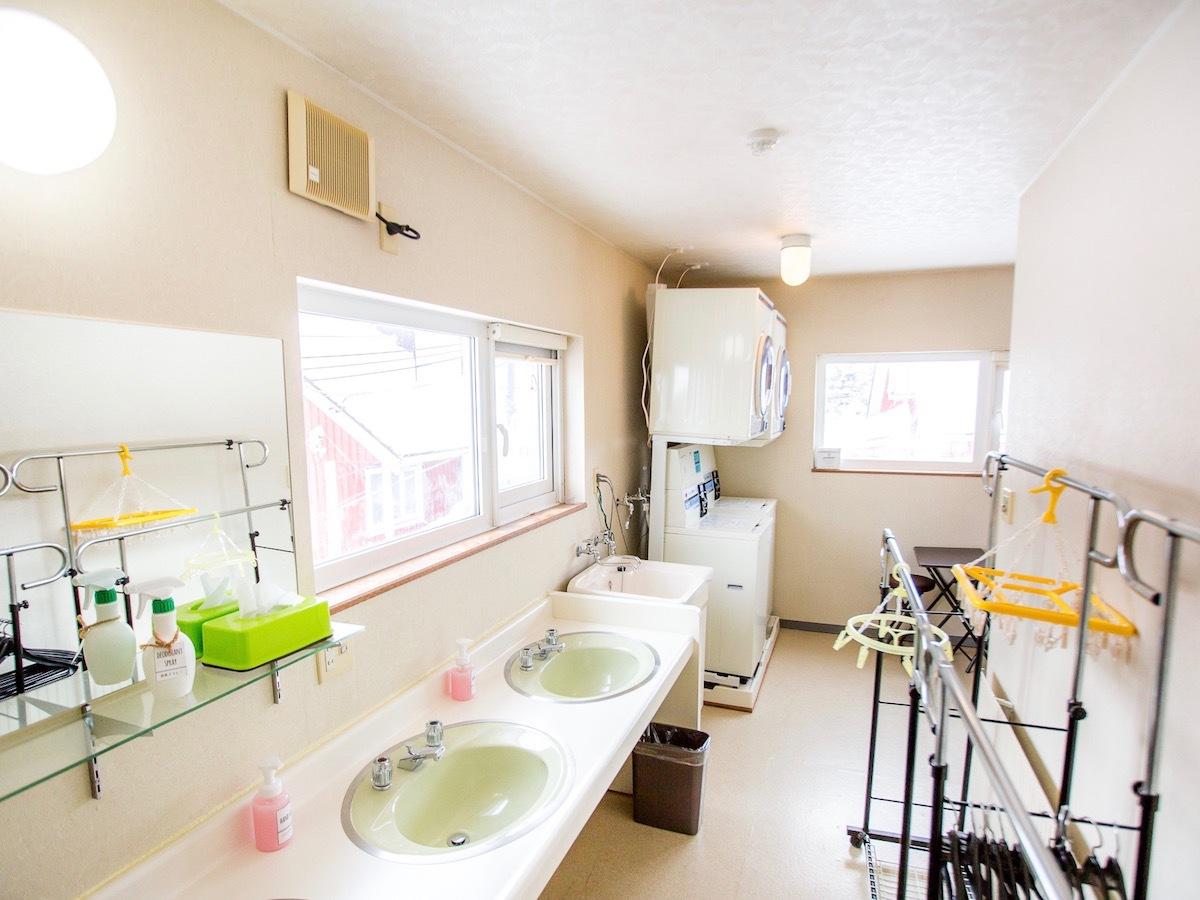 共用手洗いスペース