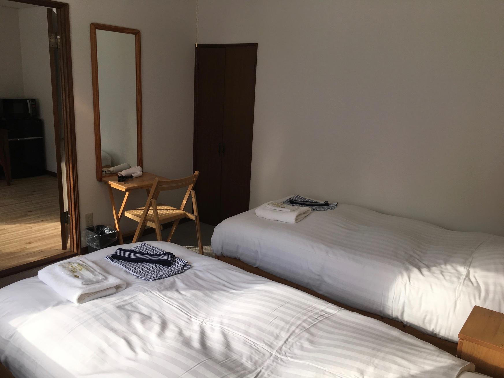 Room E1 和洋室