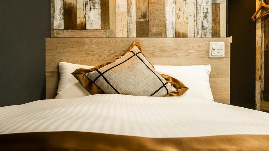 ◇セミダブルルーム◇2名利用 ベッド幅:120cm