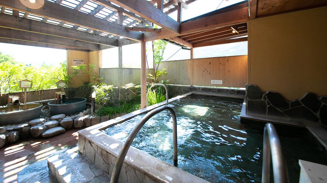 温泉大浴場『あさぎりの湯』