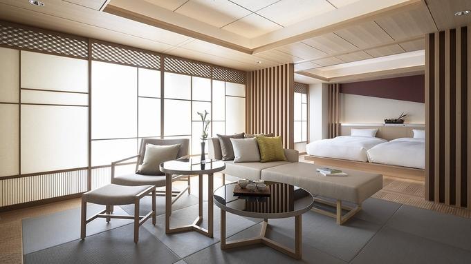 【スイートステイ】上質の空間でゆったり快適なご滞在を【ホテル自慢の朝食付】