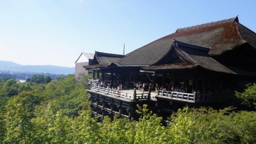 【東山】京都といえば清水寺。入口の仁王門や夕日と撮りたい西門、三重塔もオススメ
