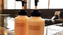 【MIKIMOTO】キメ細やかなクリーミィな泡立ちをお楽しみください