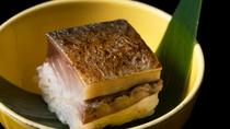 2020年12月~:焼き鯖棒寿司