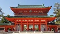 【左京区】平安神宮は平安遷都1,100年を記念して明治28年に桓武天皇を御祭神として創建された
