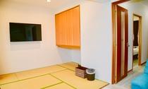 前ヌ浜 4.5畳の和室