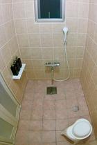 スマートタイプのお部屋の浴室