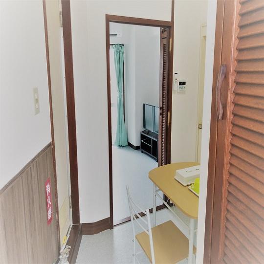 2段ベッドルーム4