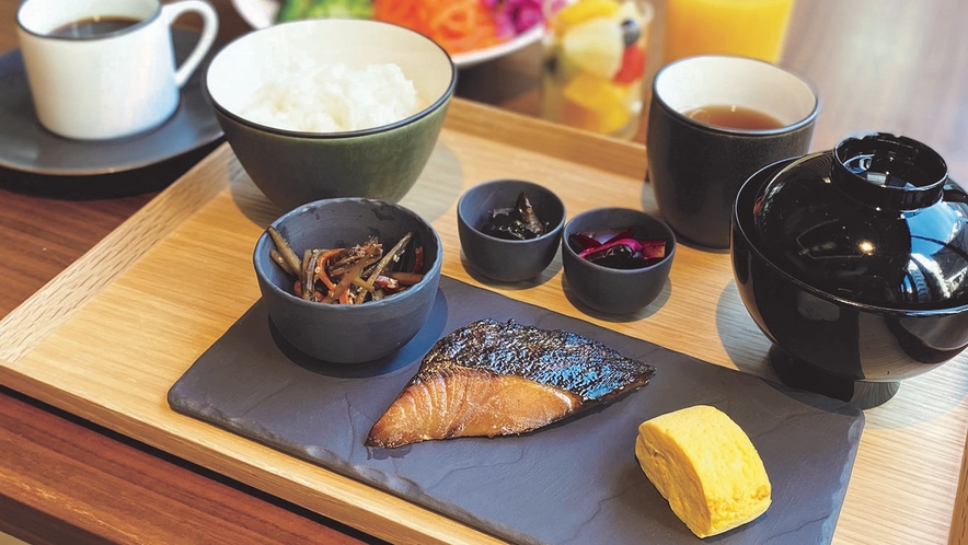 朝食セット(和食)