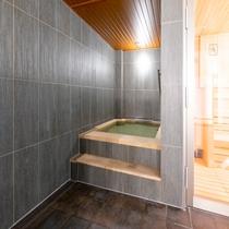 【大浴場】水風呂♪
