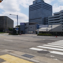 金沢駅通り