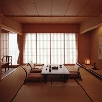 ◇【和室10〜12畳】一例(昼間・正面)