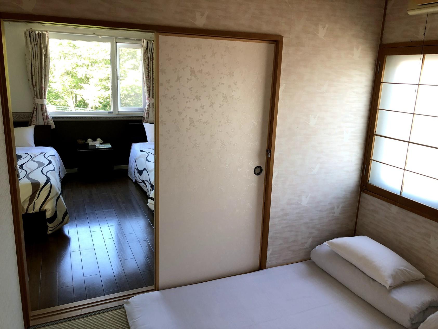 202 203号室  和洋室ファミリールーム2