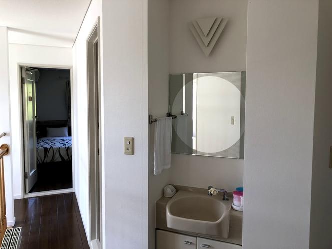2階洗浄台