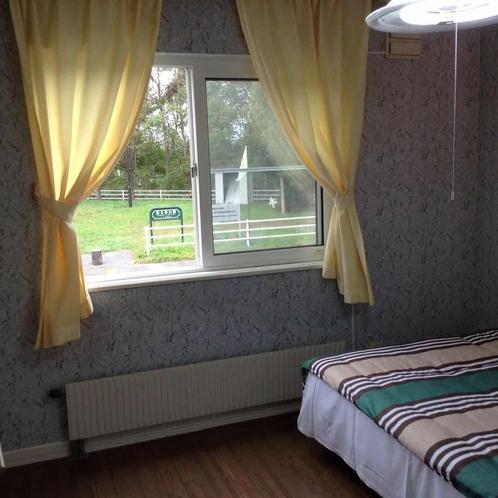 102号室 ガーデンビューダブルベッドルーム2