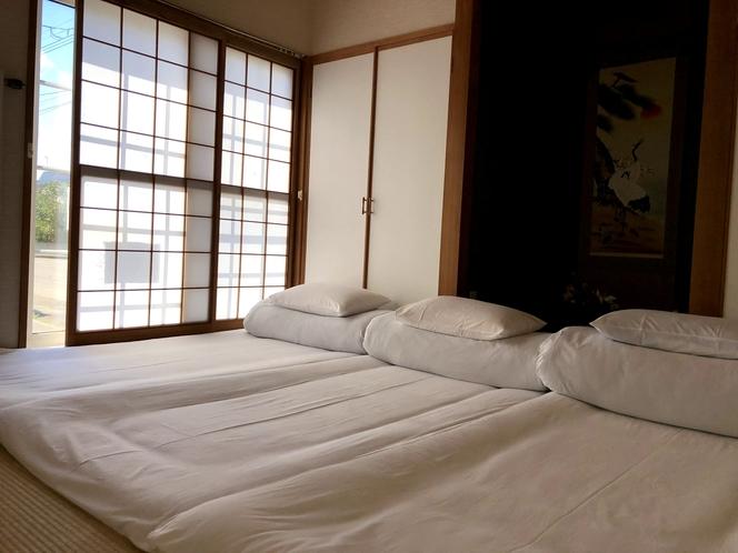 101号室 和室ファミリールーム1