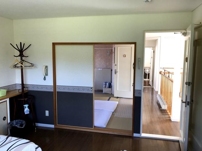 202 203号室  和洋室ファミリールーム1