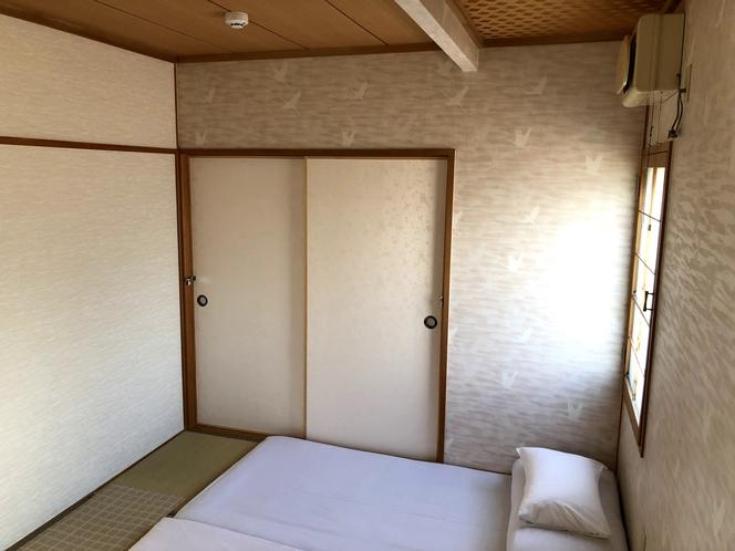 203号室  和室ツインルーム2