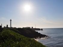 【周辺情報】納沙布岬 北海道で一番早い日の出がご覧いただけます