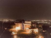 ホテルと夜景