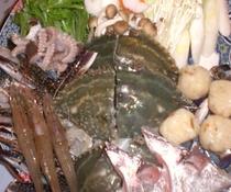 渡り蟹のお鍋