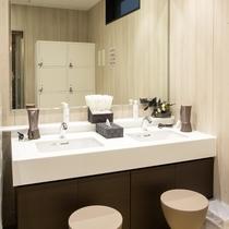 【1階浴場】洗面所