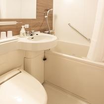【客室】バスルーム/トイレ