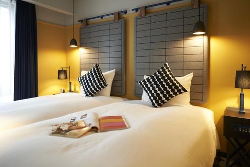 ■ユニバーサルツイン【全室禁煙】ベッド幅110cm×2台